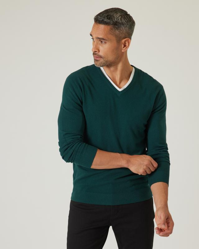 Pullover Cashmere Feeling Deluxe