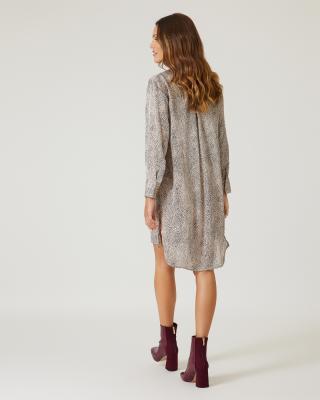 Blusenkleid bedruckt