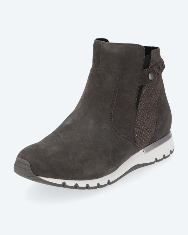 Boot mit Sneaker-Sohle