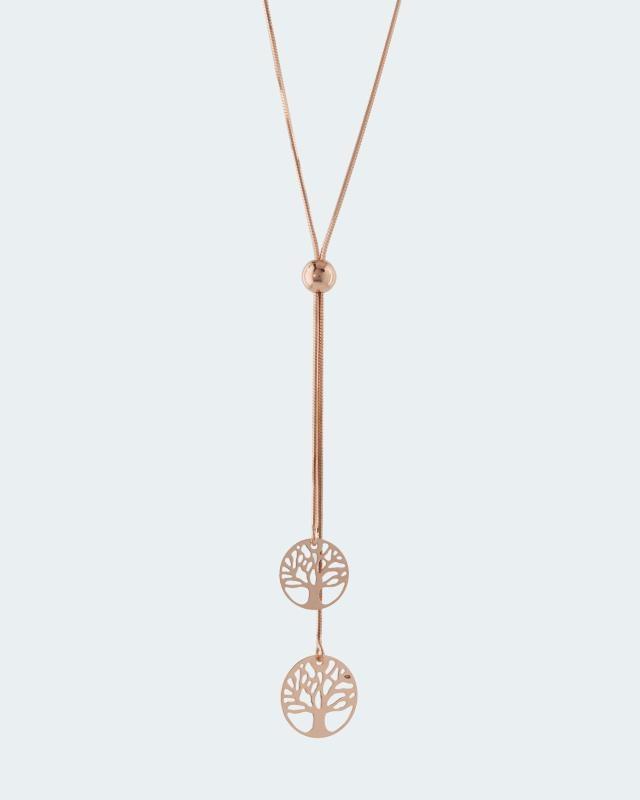 "Y-Collier ""Baum des Lebens"""