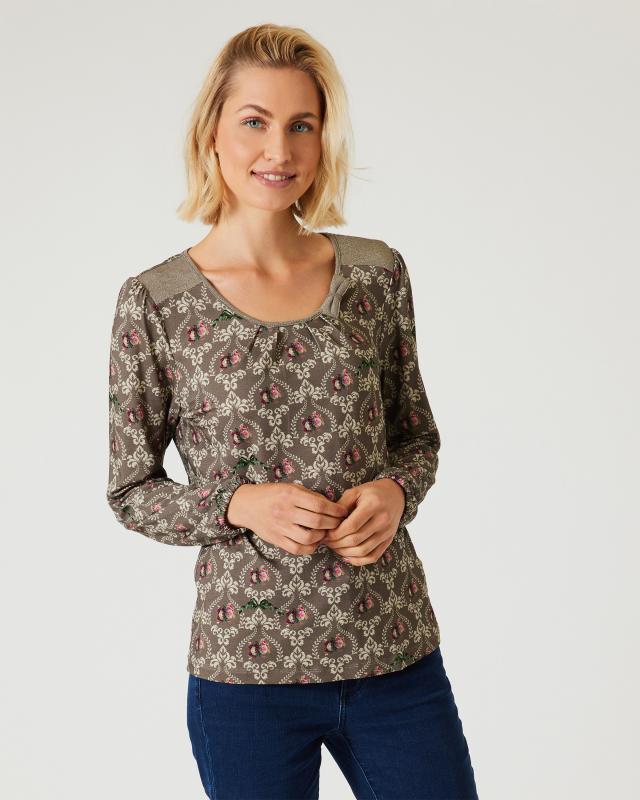Lola Paltinger Shirt mit Exklusiv-Druck