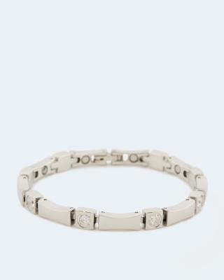Magnetarmband mit Swarovski-Kristall®