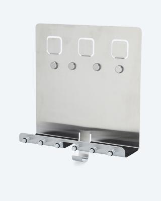Schlüsselleiste mit Magnettafel