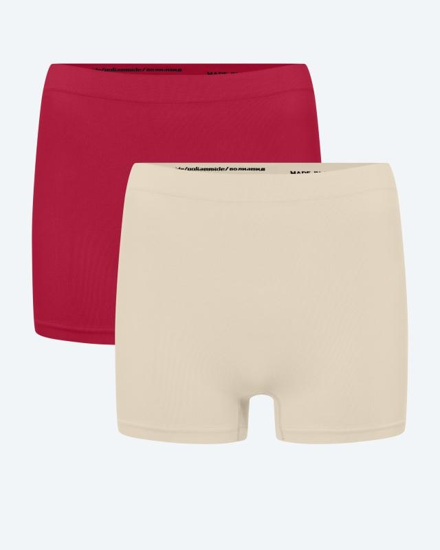 Seamless Hotpants, 2tlg.