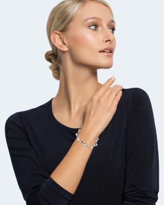 Armband mit Kristallopal