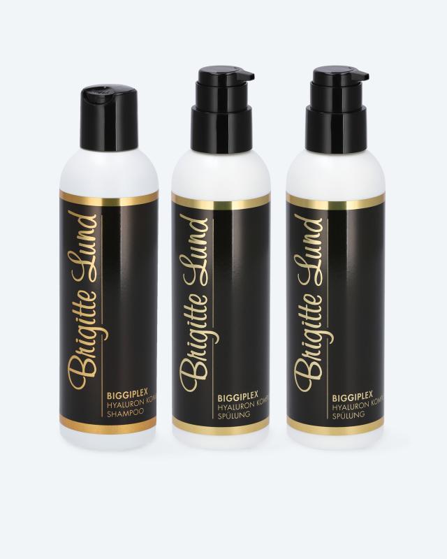 Hyaluron Shampoo & Spülung, 3tlg.