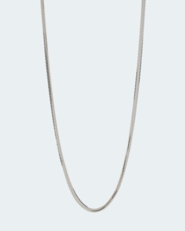 Schlangenkette aus Silber