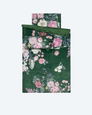 """Wendebettwäsche """"Englische Rose"""", 3tlg."""