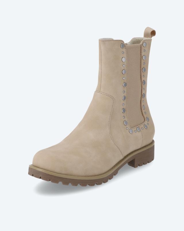 Boot im Combat-Style