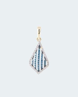 Diamantanhänger 0,15 ct