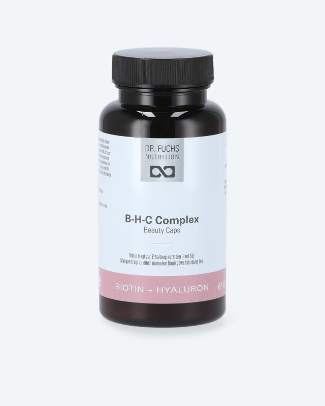 B-H-C Complex Beauty Caps, 90 Kapseln