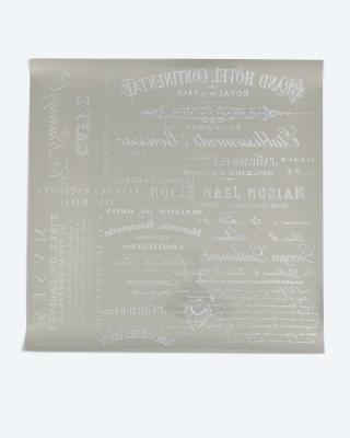 Bügelmotive Schriften