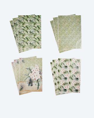 Decoupage-Set Blätter