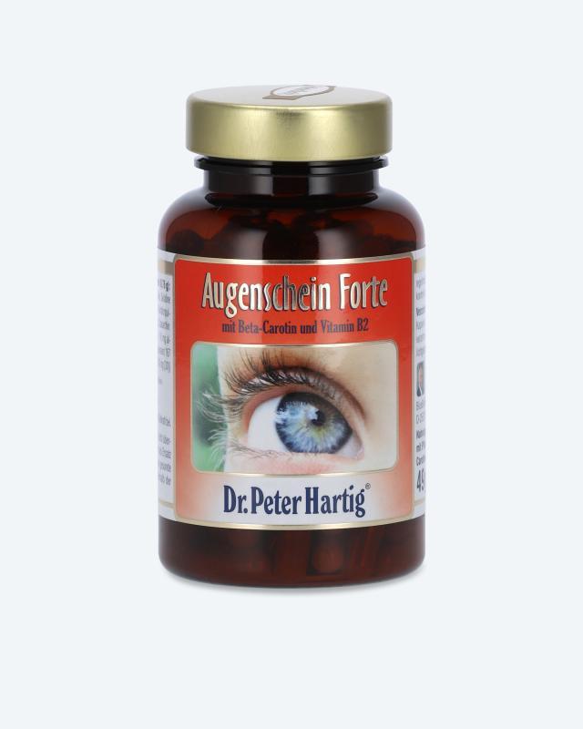 Augenschein Forte, 120 + 10 Kapseln
