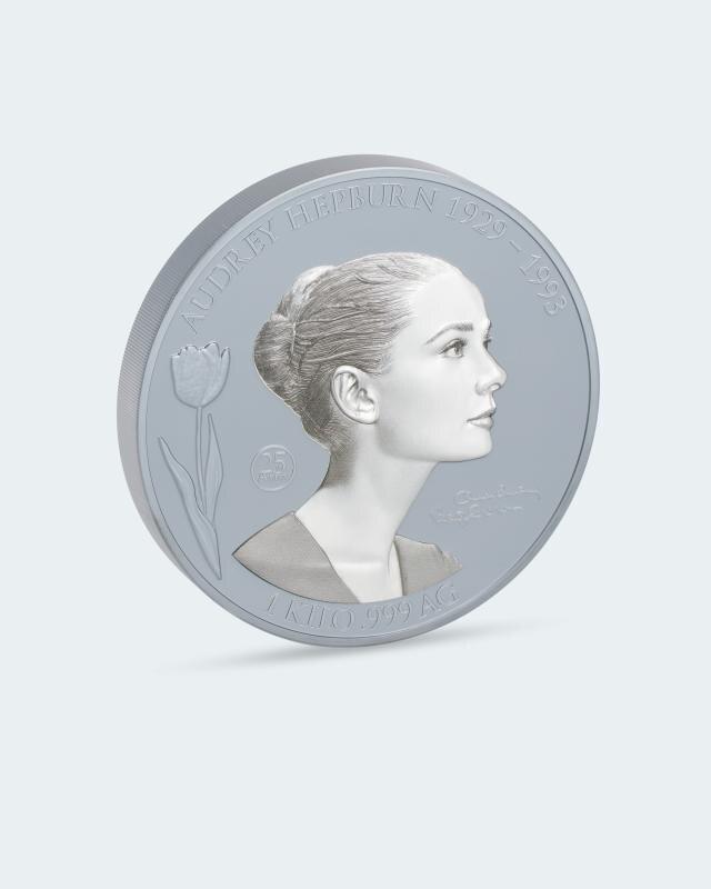 Silberkilo Audrey Hepburn 2021