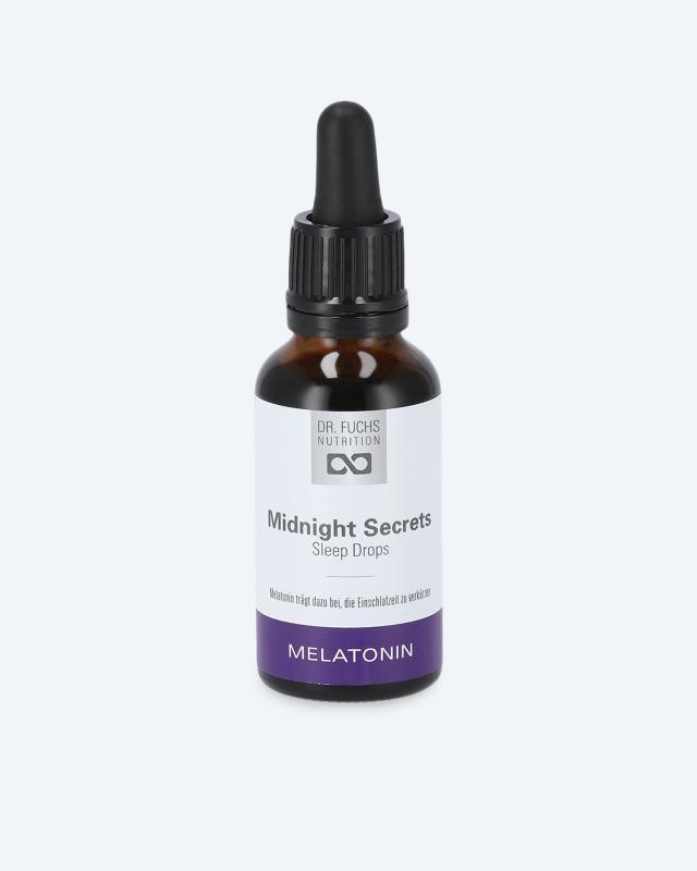 Midnight Secret Sleep Drops, 30 ml