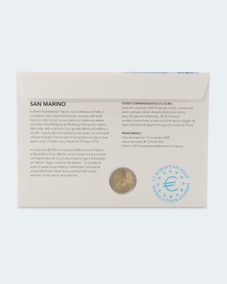 Numisbrief San Marino