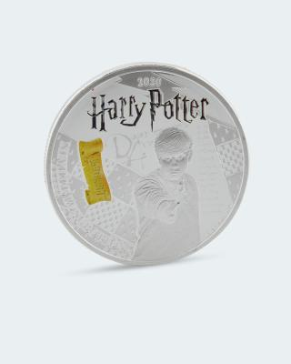 Gedenkmünze Harry Potter - Nev. Longbottom