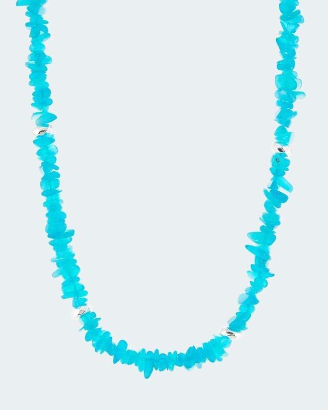 Collier mit Ocean Amazonit