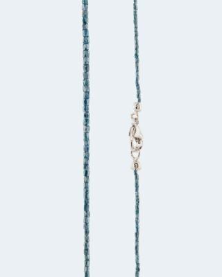 "Diamant-Collier ""Blue river"" 15,0 ct"